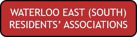Waterloo East (South) Residents' Associations